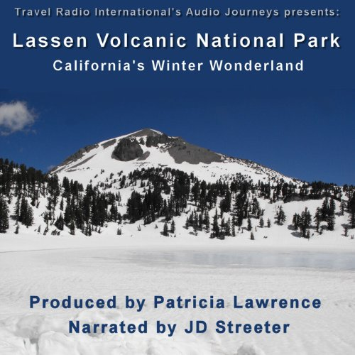 Lassen Volcanic National Park audiobook cover art