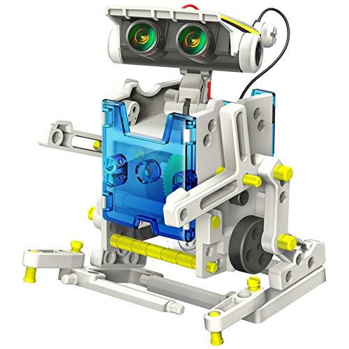 Mini Dragon ソーラー パワー 太陽光発電 工作キット 科学実験 自由研究 親子で楽しく 学習キット クリスマス プレゼント 情操 DIYロボット 選べる 13種