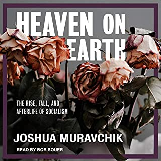 Heaven on Earth audiobook cover art