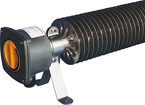 Kraemer&Kraus Rippenrohrheizofen RRH TR 1500 230V,1500W,900mm Rippenrohrheizofen 4030262000124