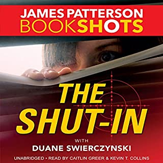 The Shut-In audiobook cover art