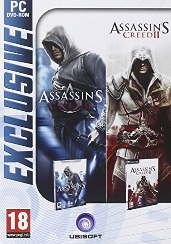 Ubisoft Assassin's Creed + Assassin's Creed II, PC