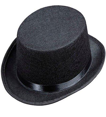 Le temps de traitement 2 jours-Magicien noir chapeau pour Halloween Costume Party (1pcs)