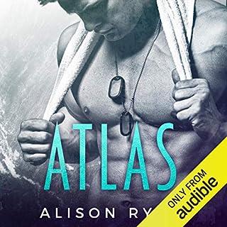 Atlas audiobook cover art