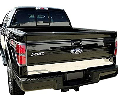 Made in USA! Works with 2004-2014 Ford F150 Styleside Tailgate Plain Molding Trim Accent 6 1/4'' Wide 1pc