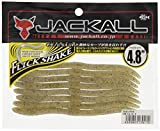 JACKALL(ジャッカル) ワーム フリックシェイク4.8インチ テナガブルーフレーク