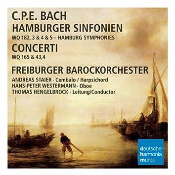C.P.E. Bach: Hamburger Sinfonien & Concerti/Hamburg Symphonies & Concerti