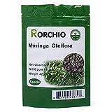 100 Moringa Also Known as drumstick Tree Moringa Organic Seeds ~ Chris's Garden