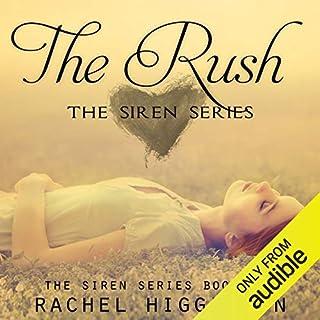 The Rush audiobook cover art