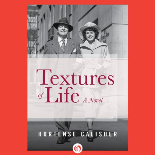 Textures of Life audiobook cover art