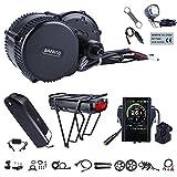 BAFANG BBS02B 48V 750W Motor LCD 48V 17.5Ah Battery,Display...