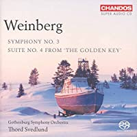 Weinberg: Symphony No. 3 / Suite No. 4: From the Golden Key (2011-05-31)
