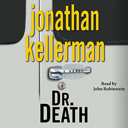 Dr. Death audiobook cover art