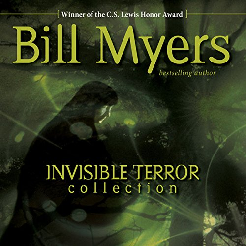 Invisible Terror Collection: The Haunting audiobook cover art