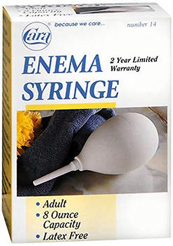 Cara 14 Adult Enema Syringe