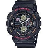 G-Shock by Casio Men's Analog-Digital GA140-1A4 Watch Black