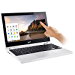 "Acer R11 11.6"" Convertible 2-in-1 HD IPS Touchscreen Chromebook - Intel Quad-Core Celeron N3160 1.6GHz, 4GB RAM, 32GB SSD, Bluetooth, HD Webcam, HDMI, USB 3.0, Chrome OS White (Renewed)"