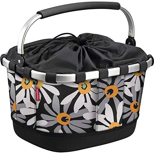 KlickFix Unisex– Erwachsene Carrybag GT Einkaufskorb, Margarite, 24 Liter