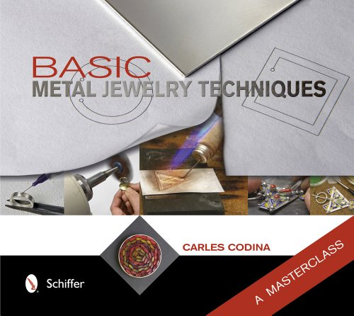 Basic Metal Jewelry Techniques: A Masterclass