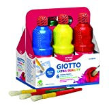 Giotto 533200-6 Flaconi 500 ml Paint