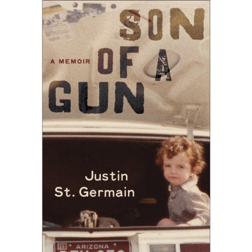 Son of a Gun audiobook cover art