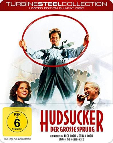 Hudsucker - Der große Sprung [Turbine Steel Collection] (Blu-ray)