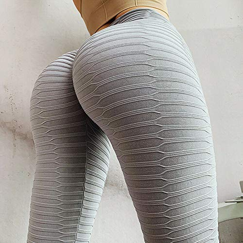 Txiangyang Vrouwen Booty Lifting Leggings Workout Anti-Cellulite Compressie Yoga Broek
