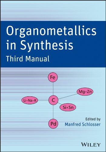 Organometallics in Synthesis: Third Manual