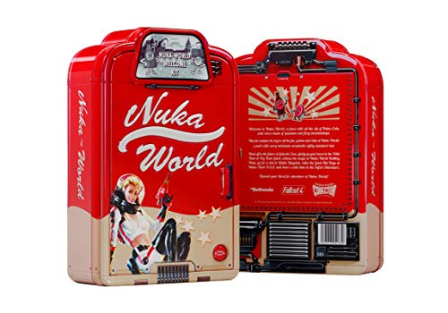 Doctor Collector Fallout 8437017951339 Nuka-World Welcome Kit