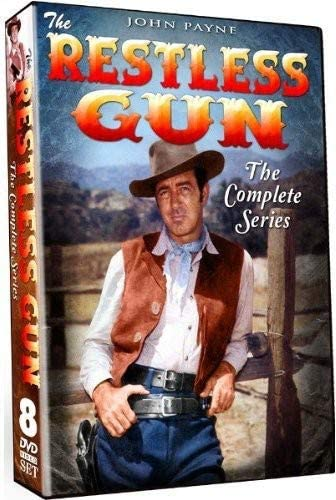 The Restless Gun The Complete Series product image