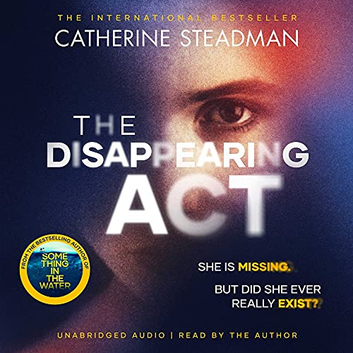 The Disappearing Act cover art