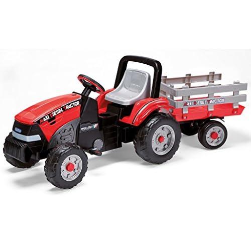 Peg Perego Maxy Diesel Tractor