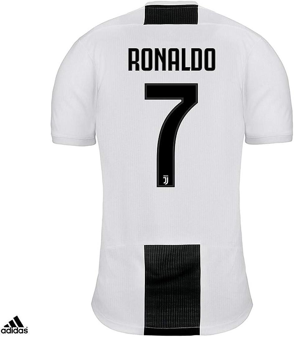 JUVENTUS Maglia Ronaldo Gara Home Authentic 2018/19 ...