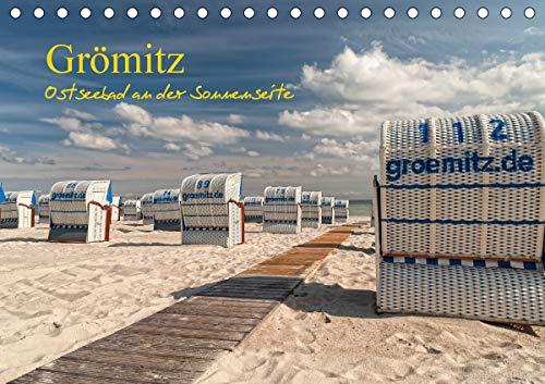 Grömitz - Ostseebad an der Sonnenseite (Tischkalender 2021 DIN A5 quer)