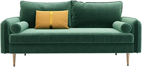 Sofa Art Sofa Small Apartment Home Small Living Room Latex Double Three-Person Combination Set Simple Nordic Style
