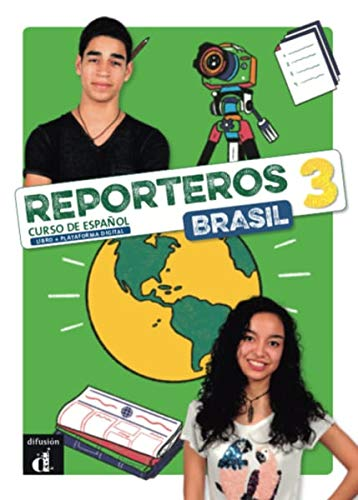 Reporteros Brasil - Libro del Alumno 3