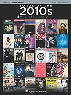 Songs of the 2010s: The New Decade Series with Online Play-Along Backing Tracks
