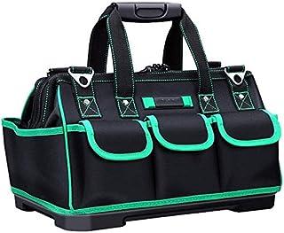 Multi-Purpose Backpack Heavy-Duty Tool Bag, Professional Fashion Travel Duffels Multi-Tool Storage Bag, Manual/Power Tool ...