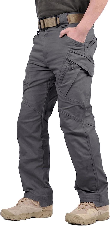 TACVASEN Men's Outdoor Tactical Lightweight Pants Assault shop Ranking TOP8 Cargo