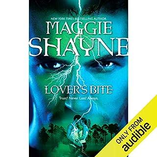 Lover's Bite audiobook cover art