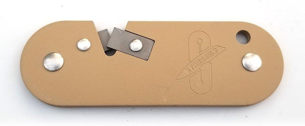 Sterling Max 78% OFF Sharpener Knife-Sharpeners Be super welcome Desert Sand