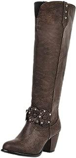 RizaBina Women Classic Western Boots