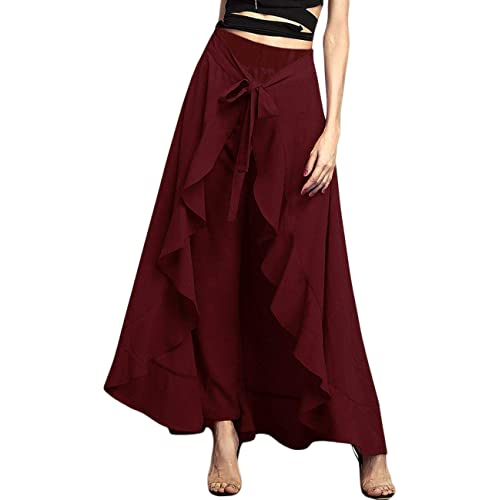 226358793 Plus Size Ruffle Skirt: Amazon.com