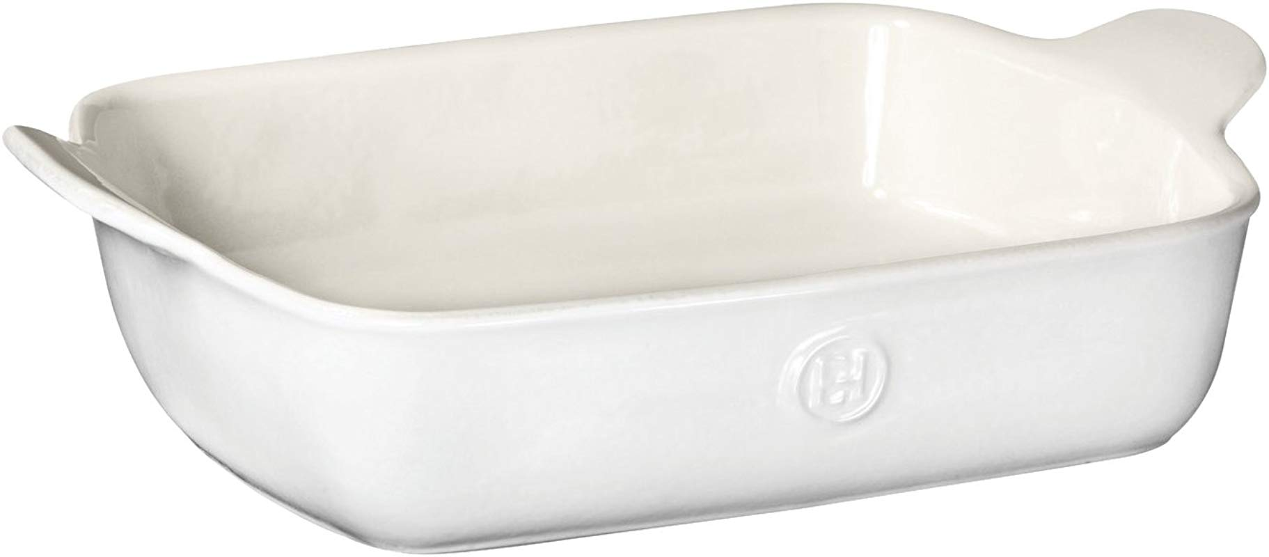 Emile Henry 239628 HR Ceramic Small Rectangular Baker Sugar