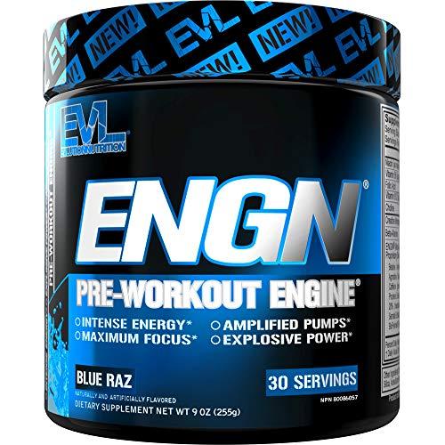 Evlution Nutrition ENGN Pre-Workout