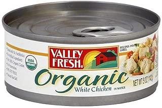 Valley Fresh Organic Chicken Breast, 5 oz (Pack of 12)