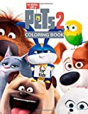 Secret Life Of Pets 2 Coloring Book for Kids: Great Coloring Book for Any Fans of this Wonderful Cartoon (35 Illustrations)