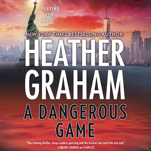 A Dangerous Game Audiobook By Heather Graham cover art