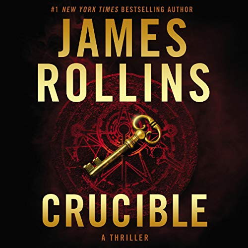 Crucible audiobook cover art
