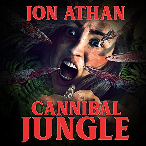 Couverture de Cannibal Jungle